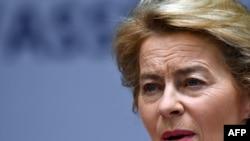 Ursula von der Leyen, candidata la funcția de președinte al Comisiei Europene.