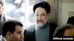 سيدمحمد خاتمی، ریيس جمهوری پیشین ايران