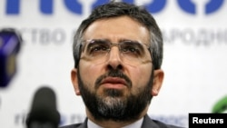 Иран Ұлттық қауіпсіздік кеңесі басшысының орынбасары Әли Бакери.