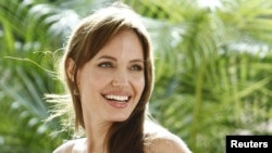 The film is Angelina Jolie's directorial debut