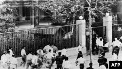 Eýranda bolan gozgalaňlar, Tähran, 1953-nji ýylyň awgusty.