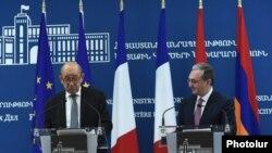 Ֆրանսիայի արտգործնախարար․ Հայաստանը իր պատմության շրջադարձային փուլում է
