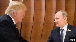 Испытание Трампа Путиным
