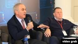 Форум Свободной России: Гарри Каспаров и Андрей Илларионов