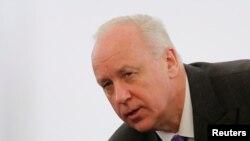 Глава Слідчого комітету Росії Олександр Бастрикін