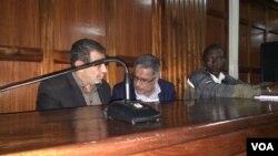در ایرانی بازداشت شده در کنیا