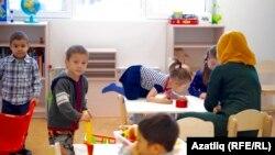 """""""Сабыйлар"""" балалар үзәге, архив фотосы"""