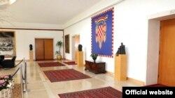 Pantovčak, sjedište predsjednika Hrvatske