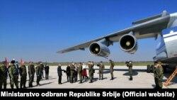 Ukupno se očekuje 11 aviona iz Rusije