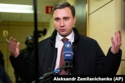 Ivan Zhdanov (file photo)