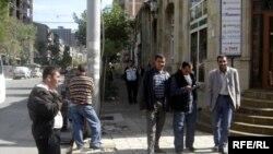 «Qul bazarı», Bakı, 6 oktyabr 2008