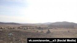 Туши коров в Мухоршибирском районе Бурятии, архивное фото