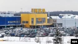 Dyqan i Ikea-s në Moskë