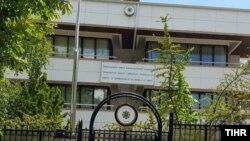 Թուրքմենստանում Թուրքիայի դեսպանատունը, արխիվ