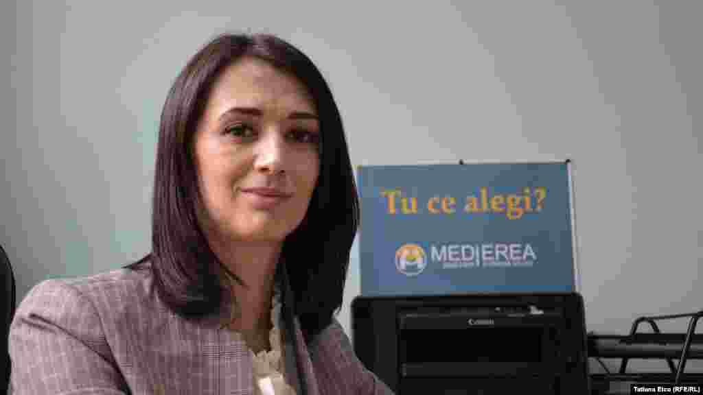 Felicia Chifa, preşedinta interimară a Consiliului de mediere
