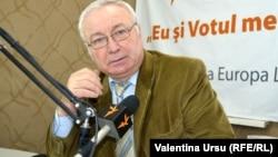 Sociologul Andrei Dumbrăveanu