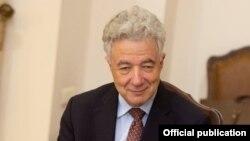 Спецпредставитель ОБСЕ по Приднестровью Томас Майр-Хартинг