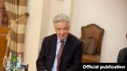 Եվրոպական արտաքին գործողությունների ծառայության Եվրոպայի և Կենտրոնական Ասիայի տնօրինության գործադիր տնօրեն Թոմաս Մայր-Հարթինգ
