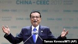 Ли Кэцян, премьер-министр Китая.
