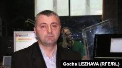 """""""საქართველოს გზის"""" თავმჯდომარე კახა სეთურიძე"""