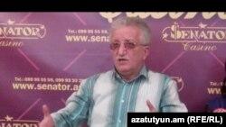 «Պետական կարիքների զոհեր» հասարակական կազմակերպության նախագահ Սեդրակ Բաղդասարյան