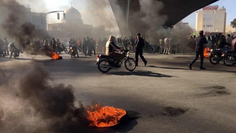 سازمان حقوق بشر ایران: حکم اعدام پنج نفر از معترضان دی ۹۶ قطعی شده است