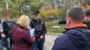 Затримання екс-голови Апеляційного суду Автономної Республіки Крим Валерія Чорнобука. Київ, 3 листопада 2018 року