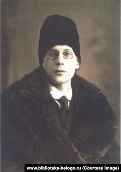 Андрей Белый, 1916