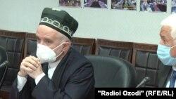Саидмукаррам Абдулкодирзода, глава Совета улемов Исламского центра Таджикистана