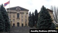 Здание Национального собрания Армении в Ереване