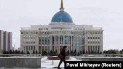 Ақорда. Көрнекі сурет. Астана, 5 наурыз, 2019 жыл.