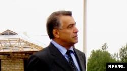 Sənaye və Energetika naziri Natiq Əliyev