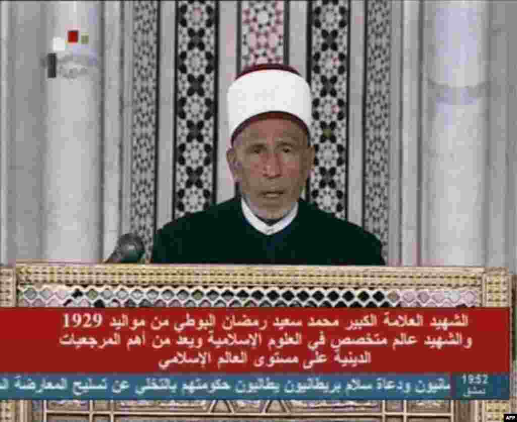 Сүриядә оппозиция президент Бәшәр Әсадны Рамазан аенда хәрби бәрелешләрне туктатырга чакырды