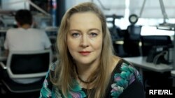 Aktrisa, kinorejissor Yulia Aug