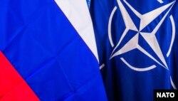 Парчамҳои НАТО ва Русия