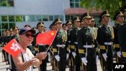 Kineski vojnici, fotoarhiv