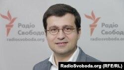 Сергій Сумлєнний, керівник представництва Фонду Генріха Бьолля у Києві