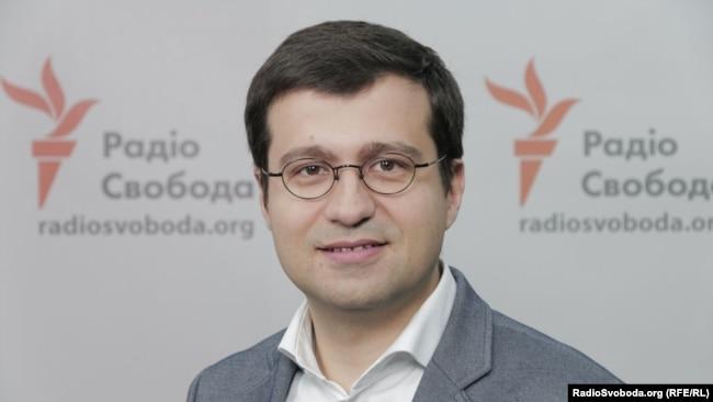 Сєрґєй Сумлєнний, керівник представництва Фонду Гайнріха Бьолля у Києві