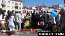 Ля вечнага агню Васіль Палякоў