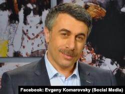 Яўген Камароўскі, дзіцячы лекар