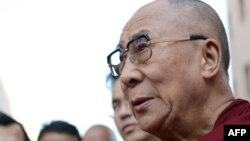 Tibetin dini lideri Dalai Lama. (Foto arxivdəndir)