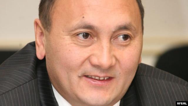 Ресей қазақтарының федералдық ұлттық-мәдени автономиясының президенті Тоқтарбай Дүйсенбаев.