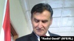 Исмоил Талбаков, муовини аввали раиси ҲКТ