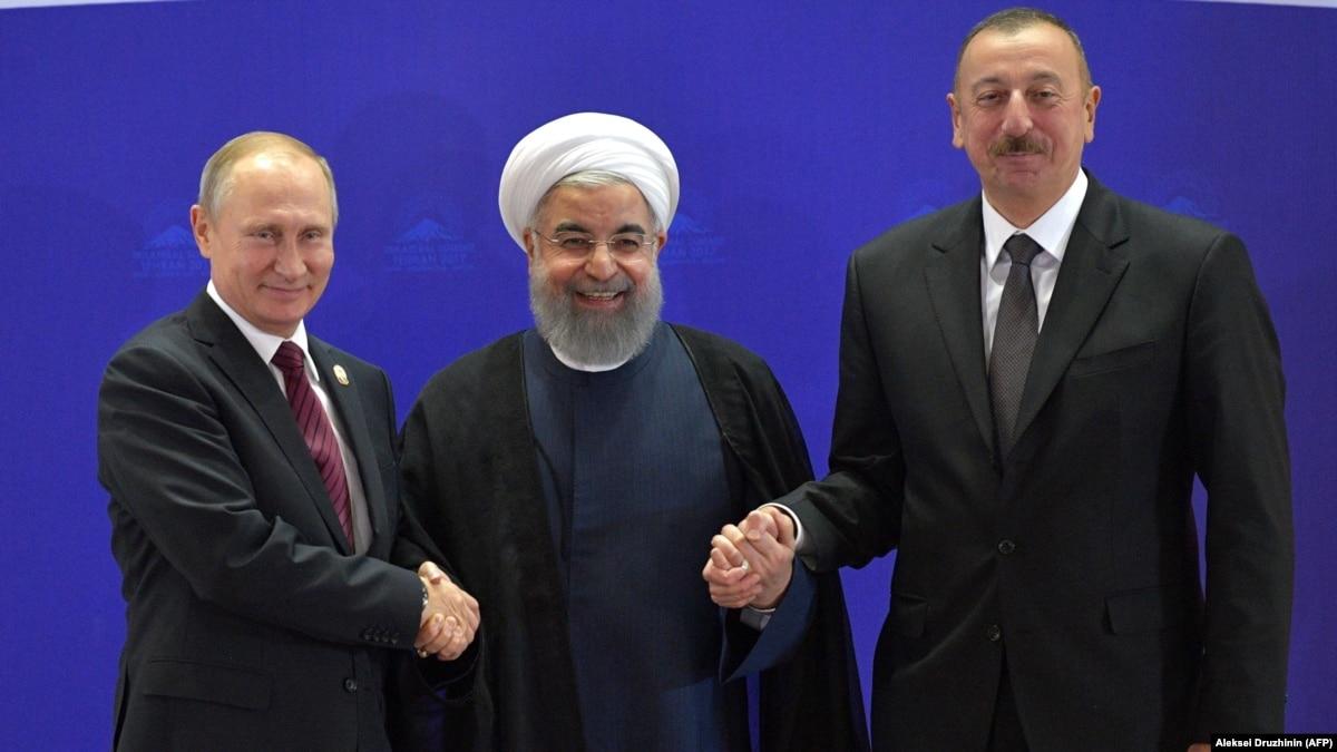 Putin Says Russia Will Host Summit In August With Presidents Of Iran, Azerbaijan