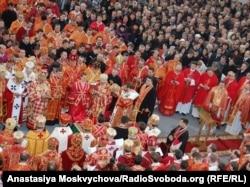 Інтронізація патріарха УГКЦ Святослава, 2011 рік