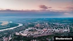 Кемерово, вид города