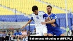Дастаҳои футболи Узбекистон. Акс аз бойгонӣ.