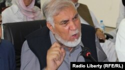 د افغانستان د سوداګرۍ خونو فدارسیون رستیال خان جان الکوزی