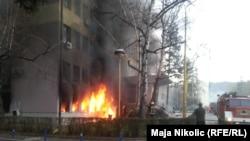 Беспорядки в Тузле, 7 февраля 2014