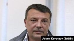 Начальник управления собственной безопасности Следственного комитета России Михаил Максименко